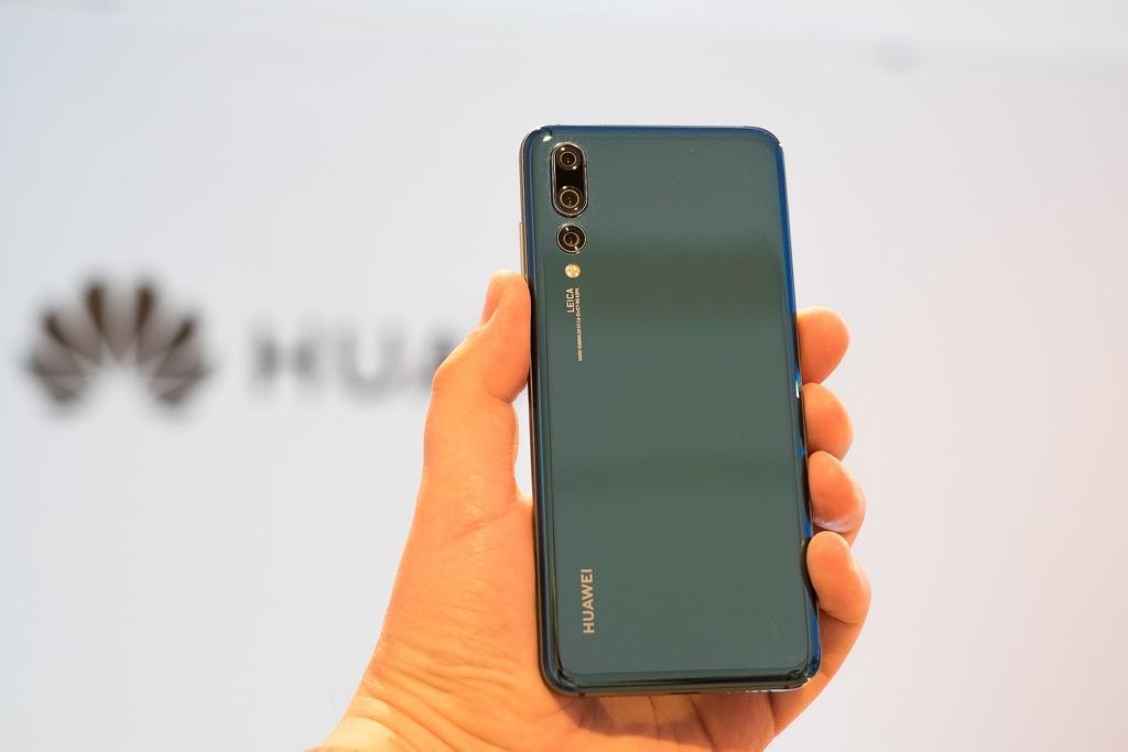Huawei P20 Pro beste smartphone van 2018
