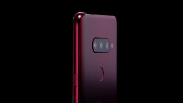 V40 ThinQ is het nieuwste toestel van LG en heeft 5 camera's