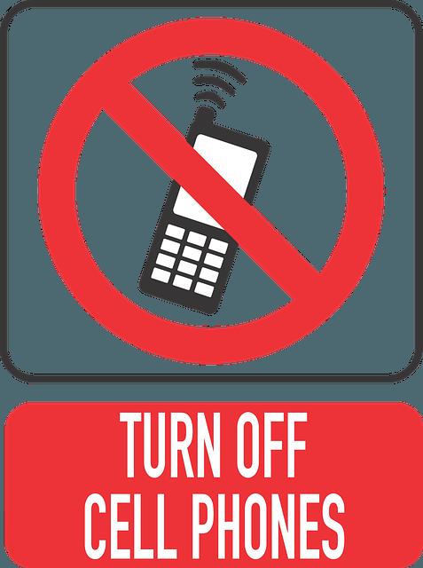 afleiding door telefoon