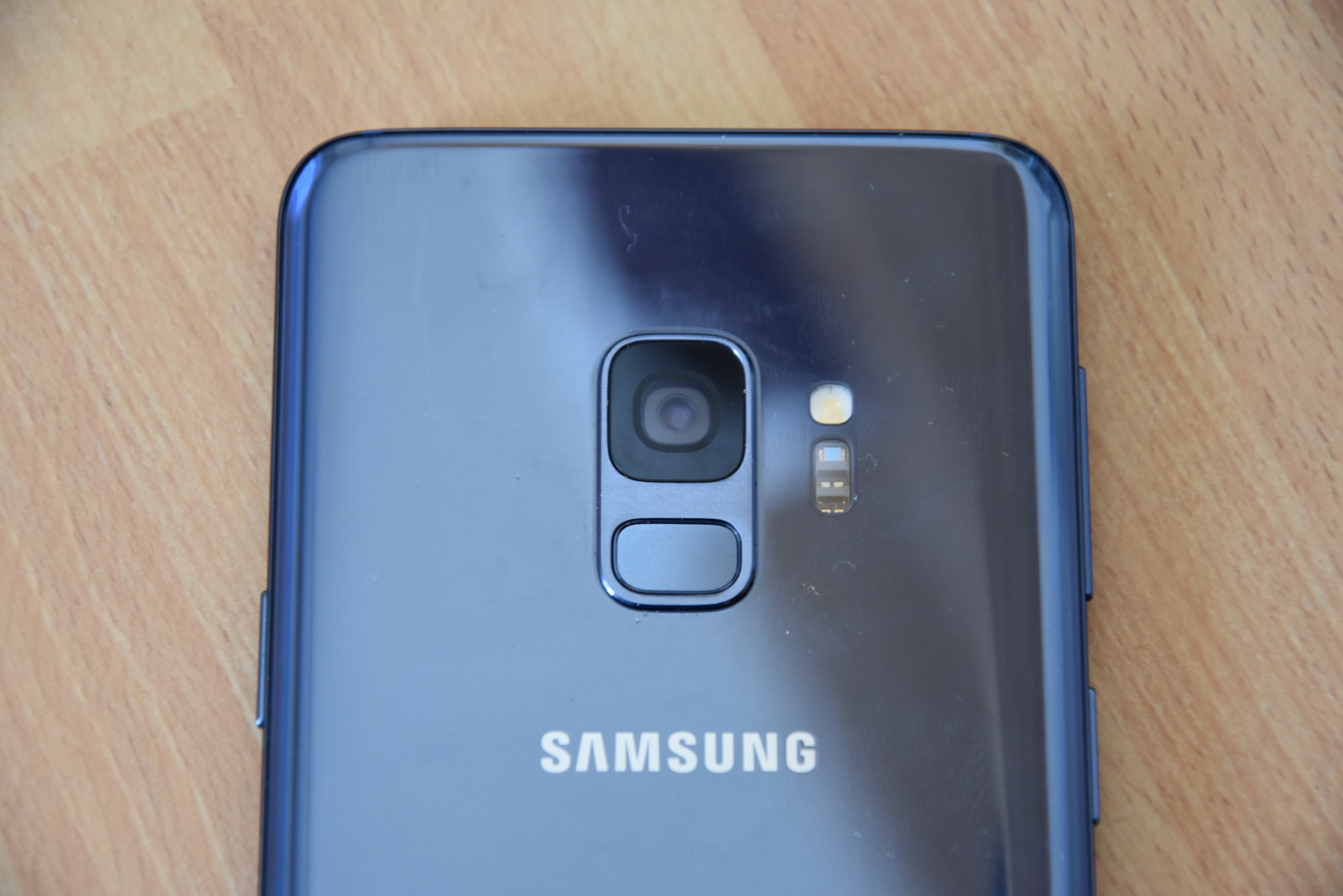 Lek in beveiliging van Samsung Galaxy S9 gevonden door onderzoekers
